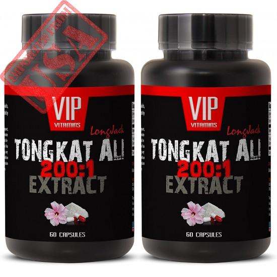 Tongkat Ali 400mg Premium Extract - Natural Testosterone Booster Online in Pakistan