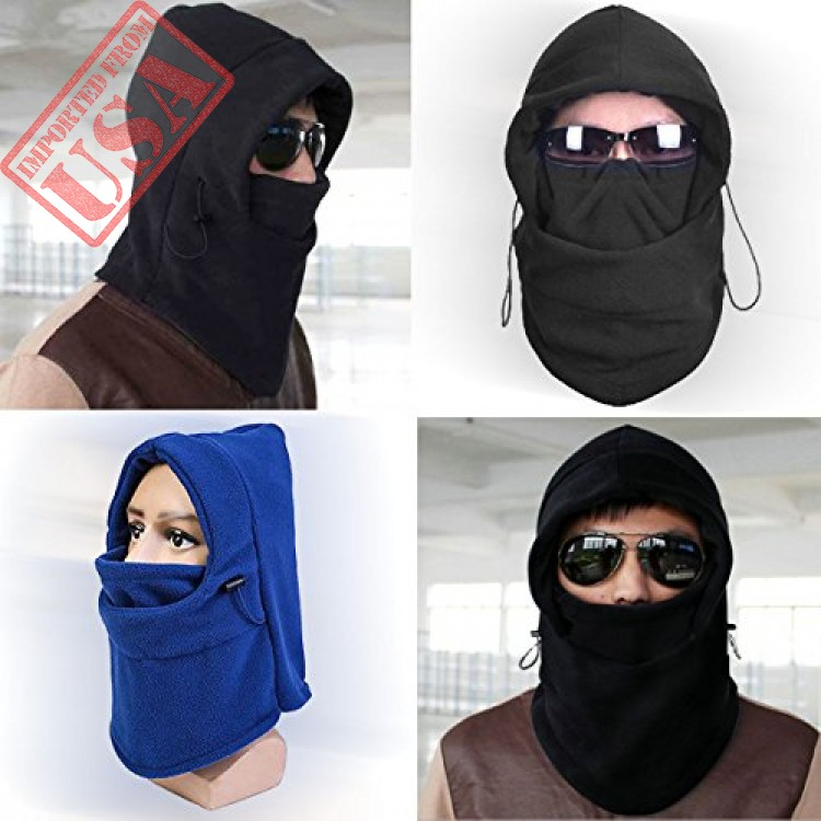 Buy Mask Unisex Neck Warmer, Cold Weather Face Mask for