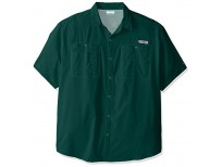 Columbia Sportswear Men's Tamiami II Short Sleeve Shirt, Wildwood Green, Medium