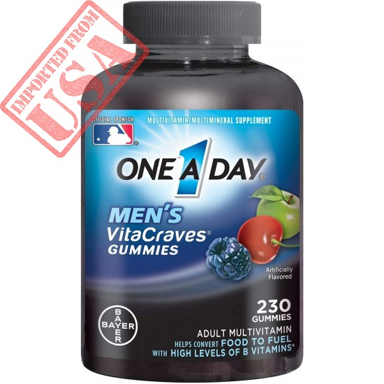 One A Day Men's VitaCraves Gummies (230 ct.)