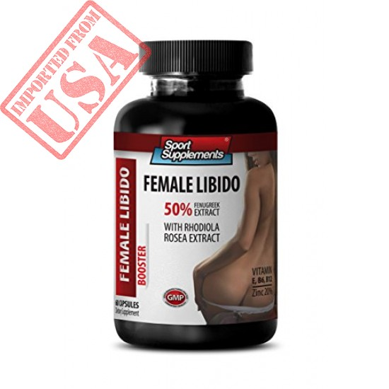 Buy Pure Sex Drive Female Libido Booster With Rhodiola Rosea Extract Online in Pakistan