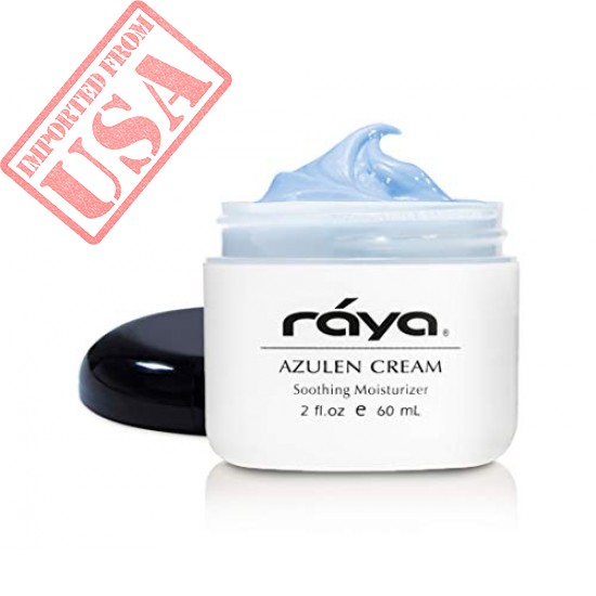 Shop Best Moisturizing Day and Night Face Cream for Combination and Sensitive Skin by RAYA imported from USA