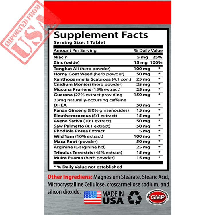 Testosterone Booster for Women - Top Testosterone Booster 785 - Increase Muscle Growth and