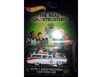 the real ghost busters cartoon car imported from usa