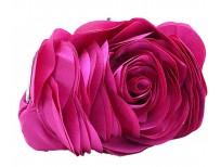 Buy Bywen Womens Rose Pattern Purse Party Clutch Shoulder Bags Online in Pakistan