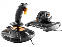 Thrustmaster T16000M FCS Hotas - Joystick and Throttle, T.A.R.G.E.T Software, PC