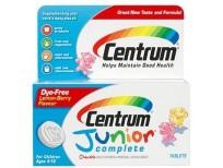 Shop Centrum Junior Complete, Chewable Multivitamin/Multimineral Supplement