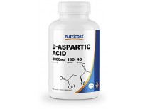 Original Nutricost D-Aspartic Acid Capsules imported From USA Sale online in Pakistan