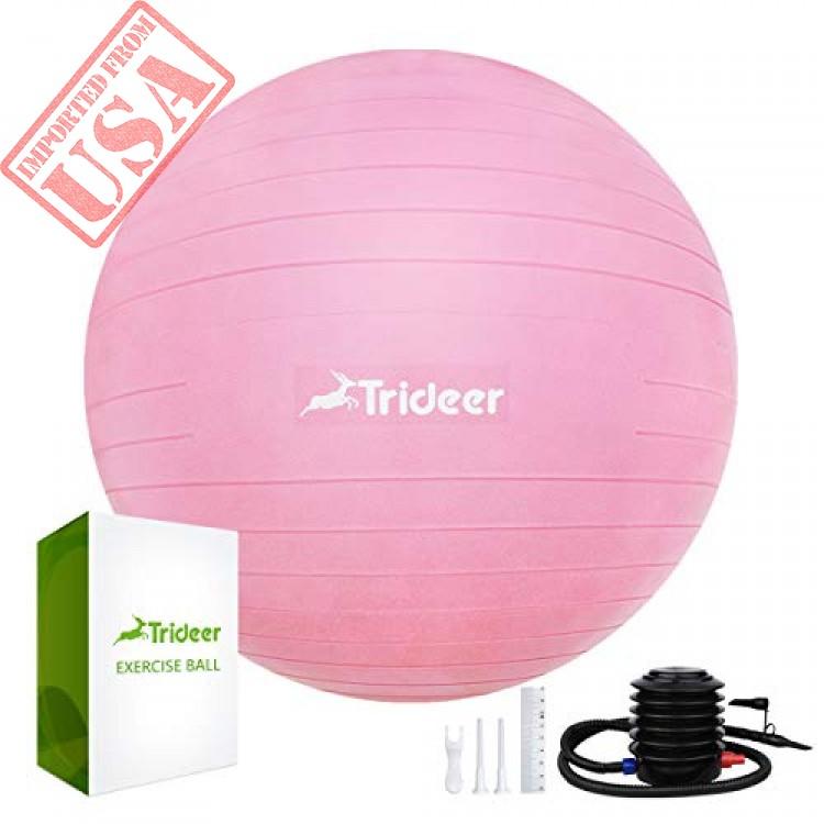 Balance Ball Xxl: Trideer Exercise Ball (45-85cm) Extra Thick Yoga Ball