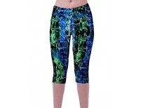 Beautiful Printed Yoga Tights for Women Sale in Pakistan