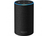BUY ECHO (2ND GENERATION) - SMART SPEAKER WITH ALEXA - CHARCOAL FABRIC IMPORTED FROM USA