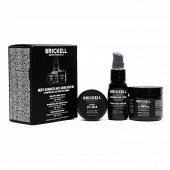 Brickell Men's Advanced Anti-Aging Routine, Night Face Cream, Vitamin C Facial Serum & Eye Cream Online in Pakistan