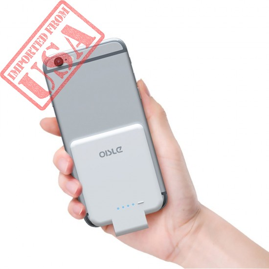 Buy Original Oisle Portable Charger Mini Power Bank PowerCore 2200mAh Compatible with iPhone 5(s)/6(s)/7(p)/8(p)/X imported from USA