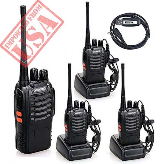Original WAlki Talkie by BaoFeng imported from USA