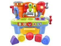 Buy Deluxe Toy Workshop Playset for Kids with Interactive Sounds & Lights Online in Pakistan
