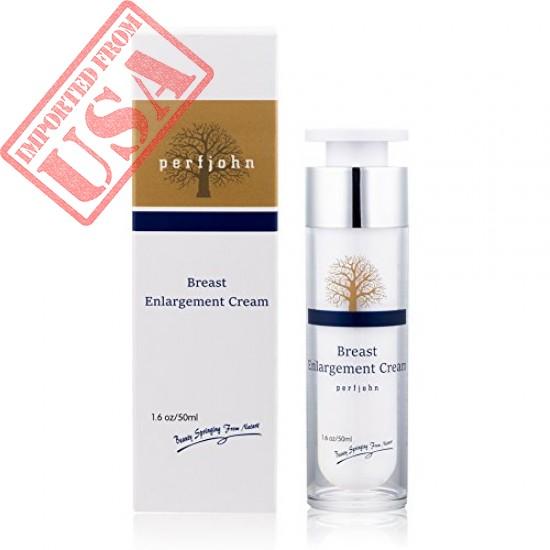 Buy Perfjohn Breast Enlargement Firming Lifting Bust Cream Online in Pakistan