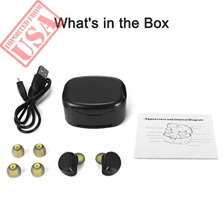255f26fbf91 Buy Soundmoov 316T Mini Wireless Earbuds with Charging Box Online in  Pakistan