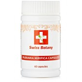 shop pueraria mirifica capsules natural breast enlargement & firmness pills by swiss botany