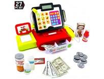 Buy Big Mo's Toys 27 Piece Cash Register Set Online in Pakistan