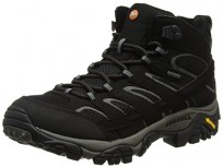 Merrell Men's Moab 2 Mid Gore-tex High Rise Hiking Boots
