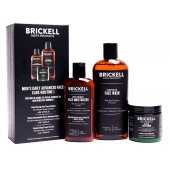 Buy Brickell Men's Daily Advanced Face Care Routine Gel Facial Cleanser Online in Pakistan