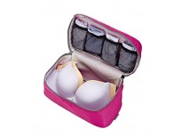 Shop Bra Underwear Storage Bag Cosmetic Makeup Bag Luggage Storage Case For Cosmetics  in Pakistan