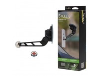 Nite Ize Original Steelie Windshield Mount Kit - Magnetic Car Windshield Mount for Smartphones