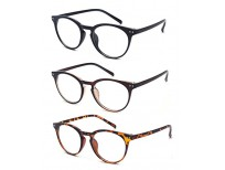 3 Pack of Round Frame Reading Glasses by Outray sale in Pakistan