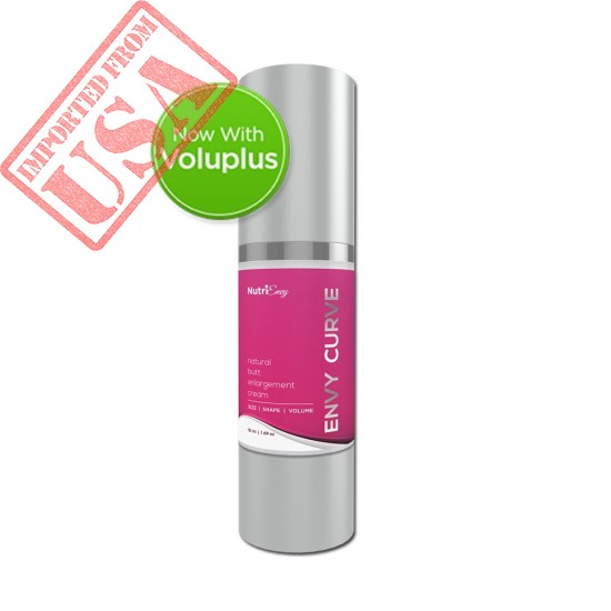 Buy Imported Butt Enlargement/Enhancement Cream by EnvyCurve - Made in USA