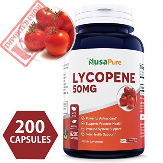 Original Lycopene Capsules best for Health sale in Pakistan