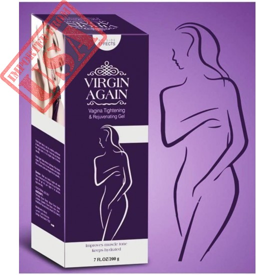 Virgin Again - Vigina Tightening Gel 50grm Lotion Tight Loose Gel Feel Herbal Gift Cream Feel Young Again Intimate Cream