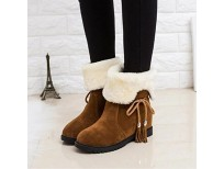Buy online High Quality Winter Snow Boots For Women in Pakistan