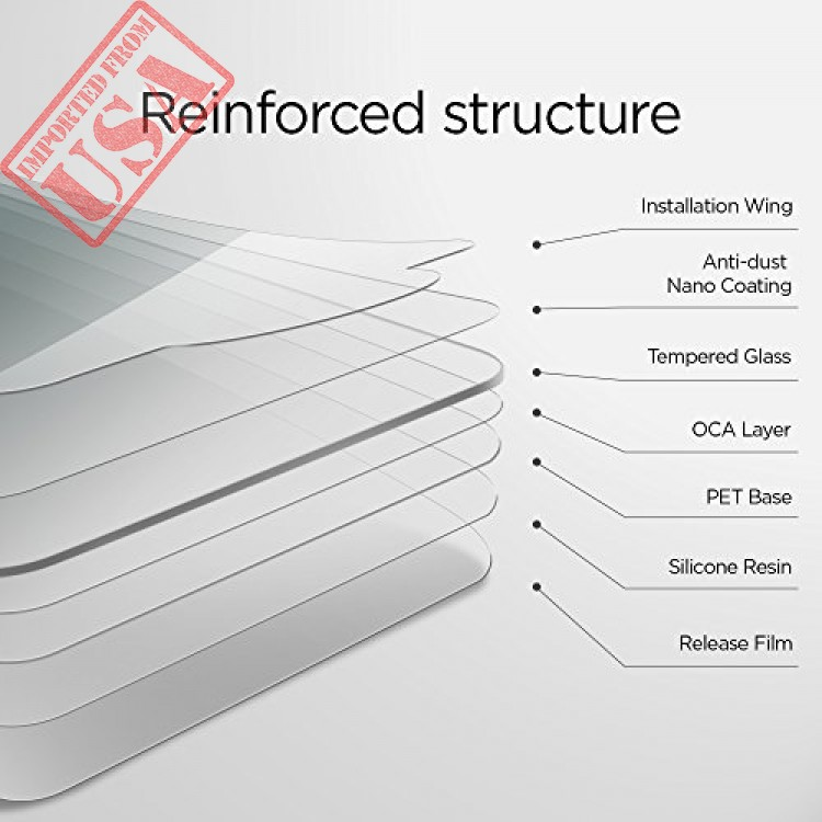 competitive price d9332 e2047 tempered glass screen protector designed for apple iphone xs by ...