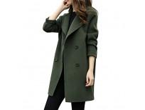 Get online Classic quality women`s Over Coats in Pakistan