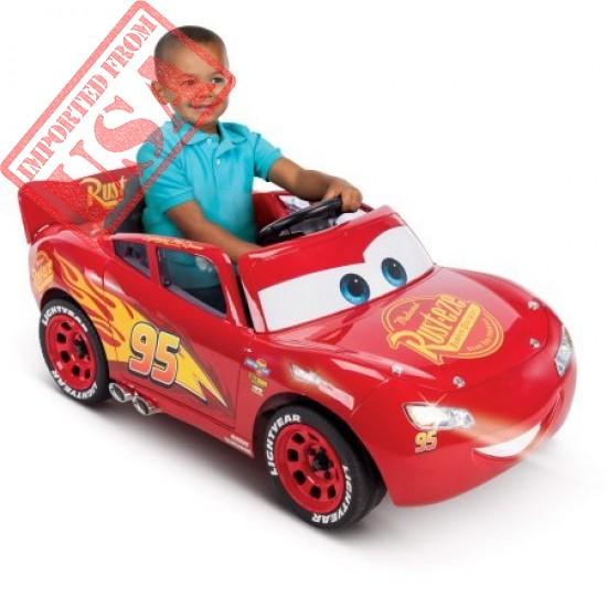 Buy DISNEY DTR DisneyPixar Lightning McQueen Car Online in Pakistan