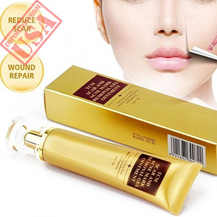 Acne Scar Removal Cream Skin Repair Cream Scar Cream Gel Scar Treatment For Face And Body Scar Acne Spots Stretch Marks 30ml