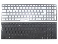 CHNASAWE Laptop Backlit Keyboard for ASUS N541 N541LA Q501 Q501LA Q503 Q503UA, US Layout without Frame