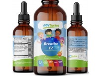 Buy Breathe EZ - Best Allergy Relief for Kids - Liquid Childrens Allergy Medicine - Kids Allergy Medicine Drops