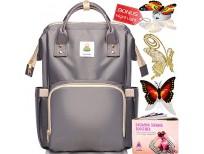 Diaper Bag Backpack - Baby Bags for Mom, Girls & Boys | 2018 Women Organizer for Boy & Girl