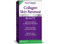 Natrol Collagen Skin Renewal Tablets, 120 Count