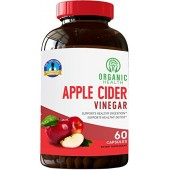 Buy Organic Health Organic Apple Cider Vinegar Capsules for Healthy Weight Loss & Diet Online in Pakistan
