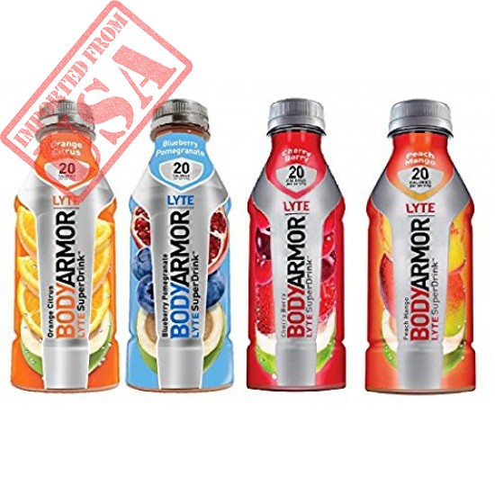 Buy super drinks by Bodyarmor Imported from USA