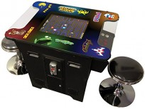 Buy Cocktail Arcade Machine 60 Games in FREE STOOLS Online in Pakistan