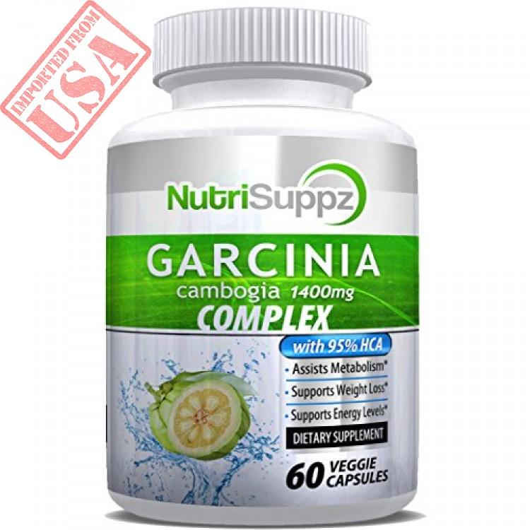 100 Pure Garcinia Cambogia Complex 95 Hca Weight Loss Pills