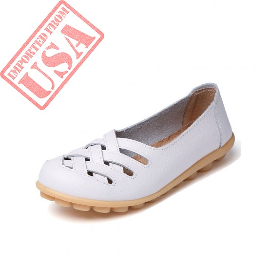 Buy Comfortable Leather Shoes for Women imported from USA