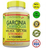 Buy Ultra Premium Plus Pure HCA Extract Garcinia Cambogia Capsules for Weight Loss Online in Pakistan