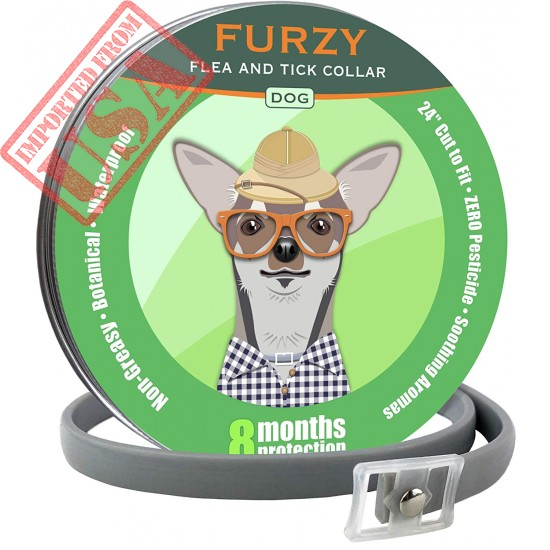 Buy Flea and Tick Prevention Collar for Dogs imported from USA