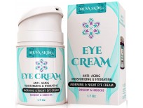 Anti-Aging Under Eye Cream by Nuva Skin - Reduce the Appearance of Fine Lines, Wrinkles, Dark Circles, Puffiness Shop in Pakistan