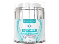 Nuva Skin Retinol Cream Moisturizer for Face and Eye Area - Reduces Wrinkles & Fine Lines Sale in Pakistan