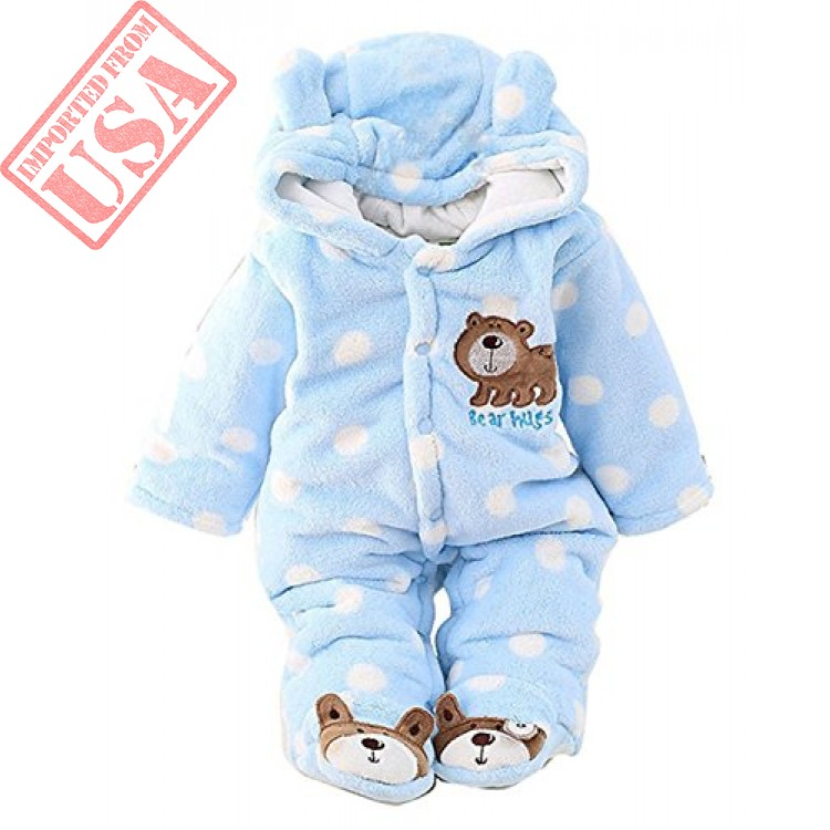 5e9fe6d4c514 Shop online Premium quality Infant Winter Rompers in Pakistan
